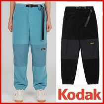 ◆KODAK◆SNAP MICRO FLEECE PANTS ISO800 2Colors◆正規品◆