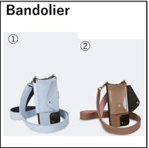 【Bandolier】新作☆Angela Folio Smooth Leather☆iPhoneケース