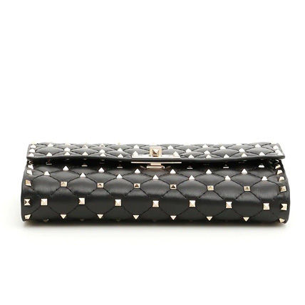 VALENTINO ショルダーバッグ・ポシェット 関税込み国内発送 Valentino☆Rockstud Spike Chain Bag(5)