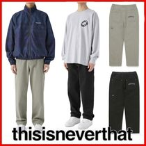 ◆thisisneverthat◆Big Pant 2COLORS◆正規品◆