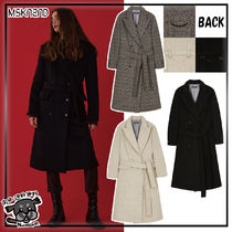【MSKN2ND】CHAIN LONG COAT  3色