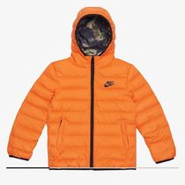 ☆NIKE kids☆Reversible Midweight Jacket☆DB7400-811☆Orange