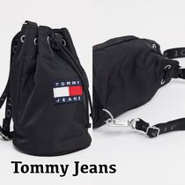 Tommy Jeans ★ バスケット バックパック