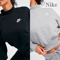 Nike essentials croppedスウェット*2色展開(送料込)