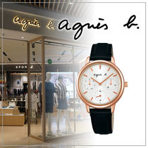【agnes b.】アニエスベー LM02 WATCH FCST989 時計