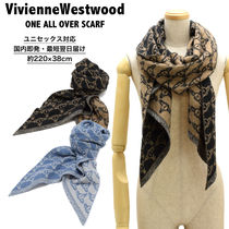 SALE即納◆Vivienne Westwood ONE ALL OVER SCARF 81030078