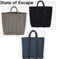 State of Escape(ステイトオブエスケープ) トートバッグ 【State of Escape】City North South toteシティーノースサウス
