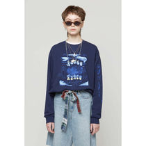★LMC★韓国人気★ KANCO BABY SWEATSHIRT navy