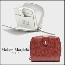 Maison Margiela☆Leather zip-around wallet 財布☆送料込