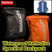 Supreme Waterproof Reflective Speckled Backpack バックパック
