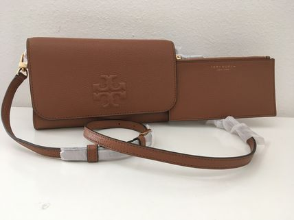 Tory Burch THEA FLAT WALLET CROSSBODY セール 即発送