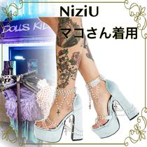 【NiziU マコさん着用】FRESH HOLY REVELATION PLATFORM HEELS