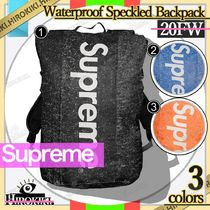 20FW /Supreme Waterproof Reflective Speckled Backpack 防水