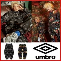 ◆UMB X VEGAN TIGER◆UNISEX Patterned Jogger Pants◆正規品◆