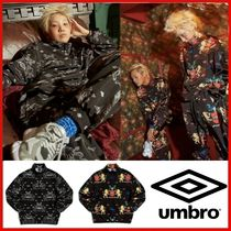 ◆UMB X VEGAN TIGER◆Patterned Stand-neck Anorak◆正規品◆