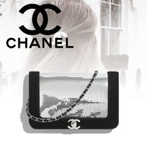 20AW CHANEL チェーンウォレット