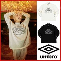 ◆UMB X VEGAN TIGER◆Mock-neck Long Sleeve T 全2色◆正規品◆