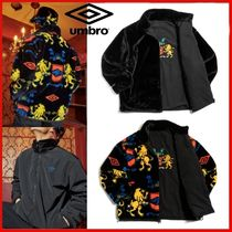 ◆UMB X VEGAN TIGER◆Reversible Faux Fur Jacket 2色◆正規品