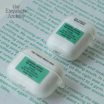 the Exquisite Archive★music box (Green) エアーポッズケース