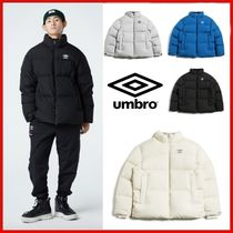 ◆UMBRO◆UNISEX FLIGHT SHORT DUCK DOWN JACKET 全4色◆正規品
