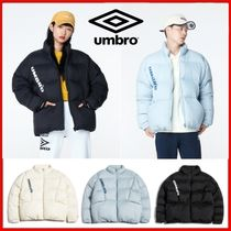 ◆UMBRO◆UNISEX SHORT DOWN JACKET 全3色◆正規品◆