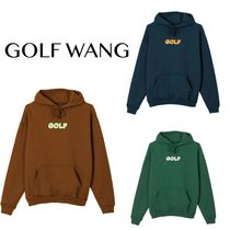 送料込GOLF WANG D 2 TONE LOGO パーカー