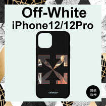 Off-White iPhone12/12Proケース 関税・送料込