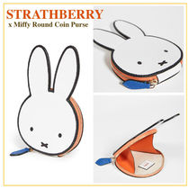 【STRATHBERRY】関送込 x Miffy コインケース