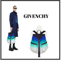 ★GIVENCHY★ SPECTRE BACKPACK IN FADED EFFECT NYLON