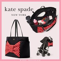 kate spade new york x minnie mouse bethany baby bag マット付