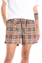 Burberry 】20aw'GRAFTON' SWIMSHORTS