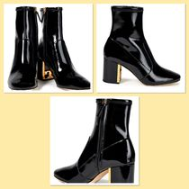 Tory Burch Leather Boots レザーアンクルブーツ22~28cm国内発送