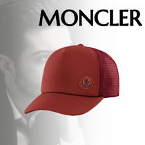 MONCLER モンクレール CASQUETTE キャップ ロゴ