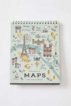 セール☆Rifle Paper Co. City Maps 2021 Desk Calendar