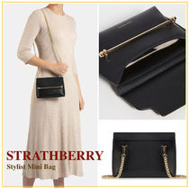 【STRATHBERRY】関送込 STYLIST MINI 3way バッグ