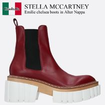 Stella Mccartney Emilie chelsea boots in Alter Nappa
