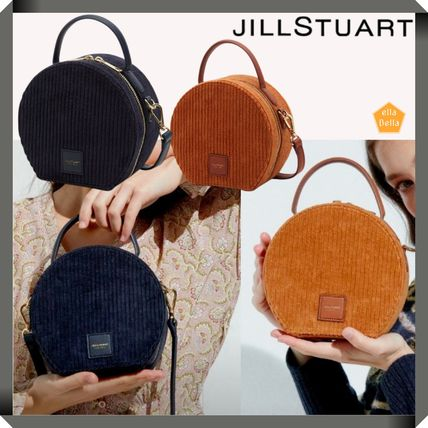 大人気★JILLSTUART★Corduroy Round Cross bag