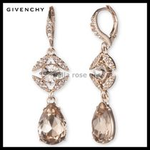 Givenchy Stone & Crystal Drop Earrings 国内発送