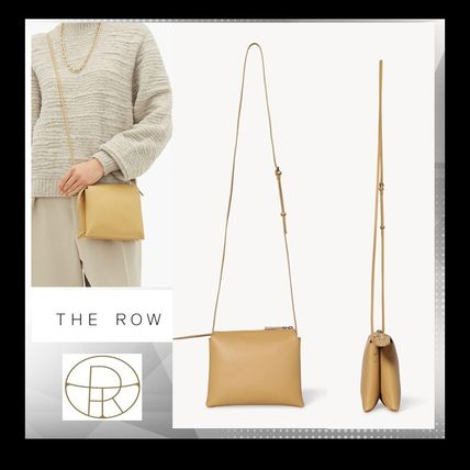 【The Row】Mini Nu Twin Bag ★2WAY★ベージュ♪人気商品