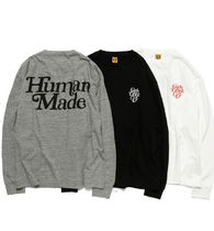 Girls don't cry × human made LONG-T GDC L/S TEE ロンT