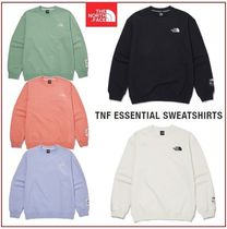 [THE NORTH FACE] TNF ESSENTIAL SWEATSHIRTS ★大人気★