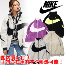 NIKE AS M NSW VW SWSH FULL ZIP JKT ボア フリース