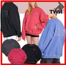☆人気☆【TWN 】☆Mysider Sweat Shirt.s☆スウェット☆