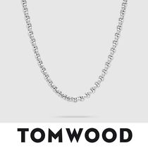 【TomWood】Thick Rolo Chain