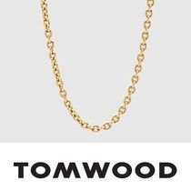 【TomWood】Ada Chain Slim Gold