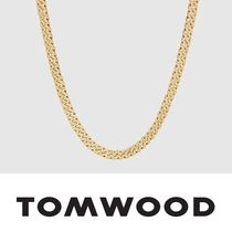 【TomWood】Curb 7 Chain Gold