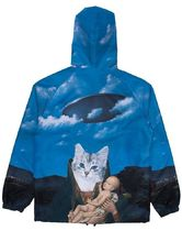 Ripndip Hold Me Hooded Coaches Jacket Navy L ジャケット