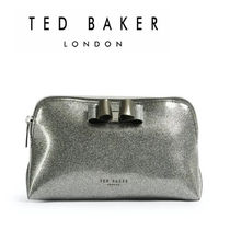 TED BAKER(テッドベーカー) メイクポーチ 送料関税込み★TED BAKER★GINNIYメイクアップバッグ