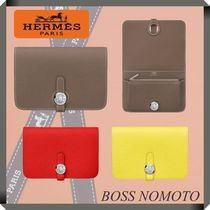 HERMES コンパクトウォレット★Dogons Compact/Cards Duo★