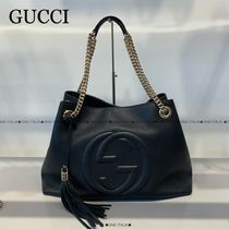GUCCI☆SOHO CHAIN HANDBAG☆536196 A7M0G